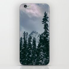 Cascade Winter Mountain iPhone Skin