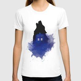 Dr.Who, Art, Design, Dr. Who Art, BadWolf, Bad Wolf T-shirt