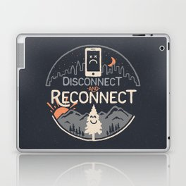 Reconnect... Laptop & iPad Skin