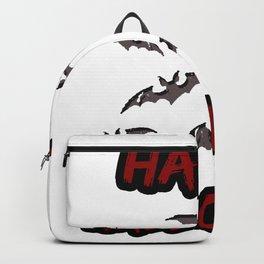 Halloween Costumes Bat Vampires Bloodsuckers Backpack