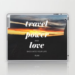 Travelling // #TravelSeries Laptop & iPad Skin