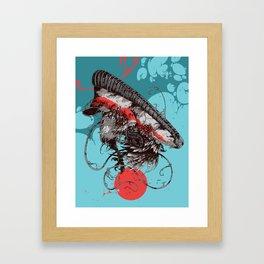 Boost 350 V2 Framed Art Print