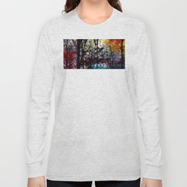 Alley Colors Long Sleeve T-shirt