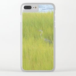 Southern Harbor Clear iPhone Case