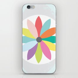 You are the flower of my eye iPhone Skin