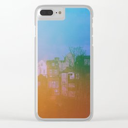 York Clear iPhone Case