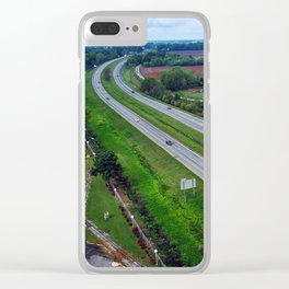 South of the Border in Dillon, South Carolina (3) Clear iPhone Case