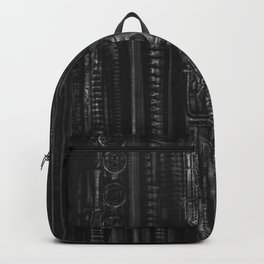 H.R.  Giger Texture Backpack