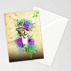 Fred Astaire, new steps.  Stationery Cards