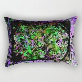 Alien DNA Rectangular Pillow