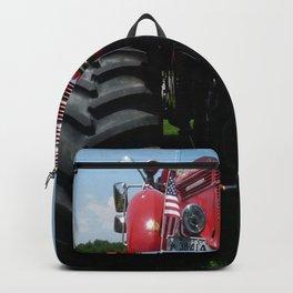Monster Fire Truck Backpack