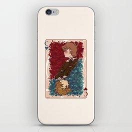 The Chihiro of Hearts iPhone Skin