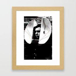 Topophone Framed Art Print
