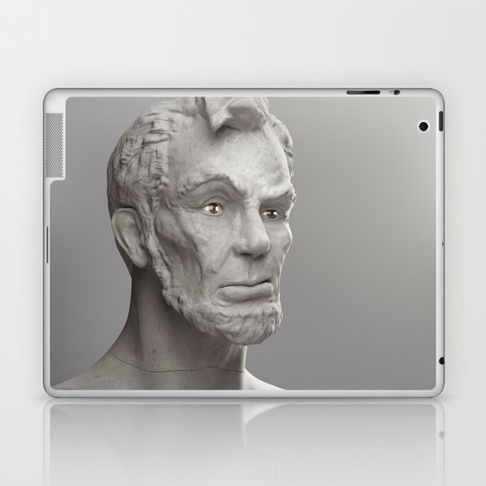 Visions - Lincoln Laptop & iPad Skin