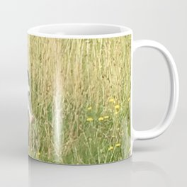 Happiness is running wild and free, and not letting your feet touch the ground! Coffee Mug