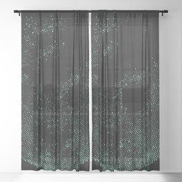 Moon Sheer Curtain