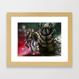 Bugout Framed Art Print