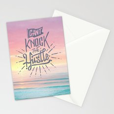 Cant knock the hustle Stationery Cards
