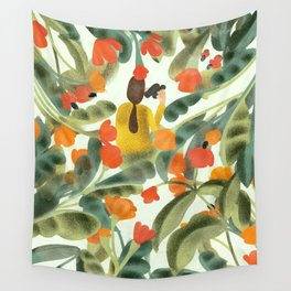 Spying On You Wall Tapestry