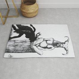 Anarchy of the Beasts Rug