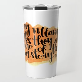 Every Villian Travel Mug