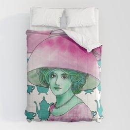 Tea for one Comforters
