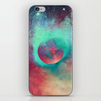 justin timberlake iPhone & iPod Skins featuring α Aurigae by Nireth
