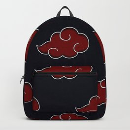 Akatsuki Clan Symbol Backpack
