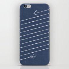 The Longest Arrow iPhone & iPod Skin