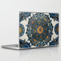 islam Laptop & iPad Skins featuring Mandala by Mantra Mandala