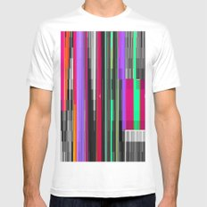 T.M.B.I.A.M.S 2012 SWATCH 3 MEDIUM White Mens Fitted Tee
