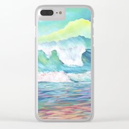 Wave 2.8 Clear iPhone Case