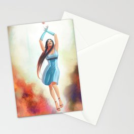 Yume Hime - By Lunart Stationery Cards