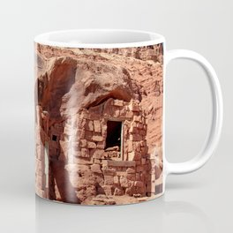 Cliff_Dwellers Stone_House - I Coffee Mug