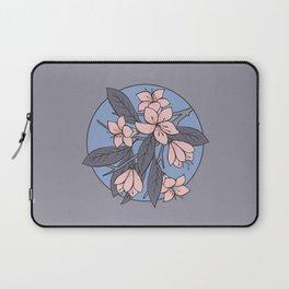 Sakura Branch - Rose Quartz + Serenity Laptop Sleeve