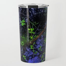 Floor of Sifton Bog Travel Mug