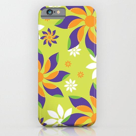 Flowerswirl iPhone & iPod Case
