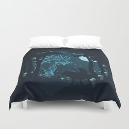 Forest Spirit Duvet Cover