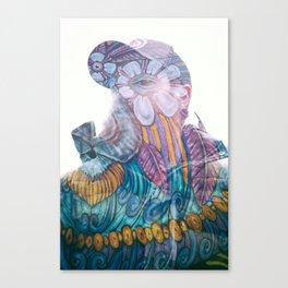 The Eye of Portland Canvas Print
