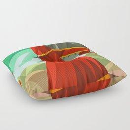 The Wanderer Floor Pillow