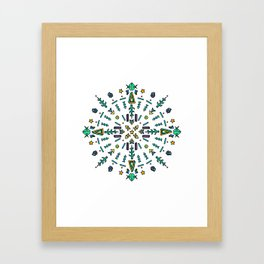(Compass)ion Framed Art Print
