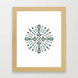 (Compass)ion Framed Art Print