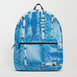No Fences Pattern Backpack