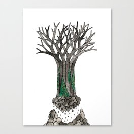 Tree01 Canvas Print
