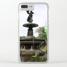 Angel Of The Waters Clear iPhone Case