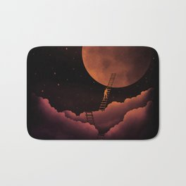 Stairway To the Moon Bath Mat