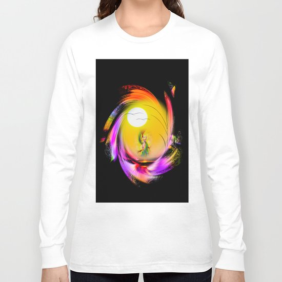 Sunrise 8 Long Sleeve T-shirt