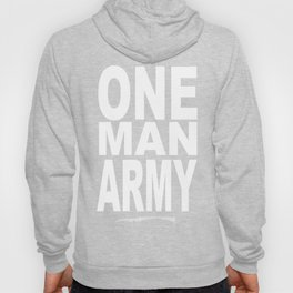 ONE MAN ARMY Hoody
