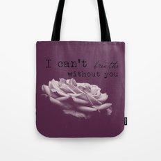I just Tote Bag