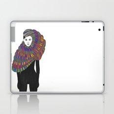Fashion Illustration 2  Laptop & iPad Skin